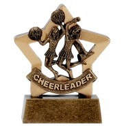 Mini Stars Cheerleader Award