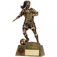 Pinnacle Female Football Top Goal Scorer