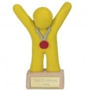 Clay Medal Winner