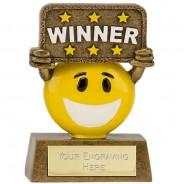 Happy Chappy Winner
