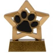 Mini Star Dog Paw