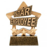 Mini Star Star Employee