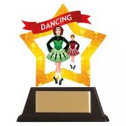 Mini-Star Irish Dance Acrylic Plaque