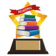 Mini-Star Reading Acrylic Plaque