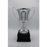 High Quality Silver Cup on Heavyweight Base