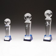 Football Optical Trophy
