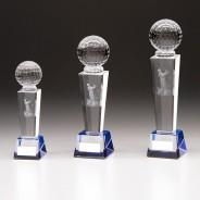 Golf Optical Male Trophy