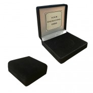 Black Valour Medal Box for 60mm Medal