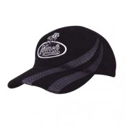 Personalised Cap with Tyre Track Detail