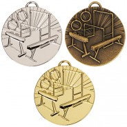 Target50 Gymnastics Medal