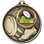 Stadium 50 Rugby Medal