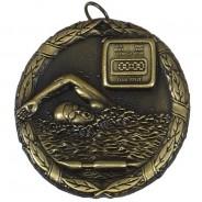 Laurel Swimming Medal
