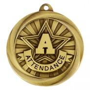 Globe Medal Attendance