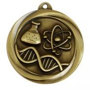 Globe Medal Science