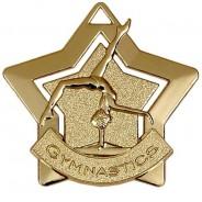 Mini Star Gymnastics Medal