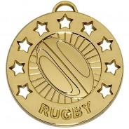 Spectrum 40 Rugby Medal
