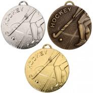Target50 Hockey Medal