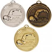 Target50 Swimming Medal