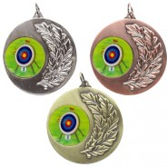 Archery Laurel Medals