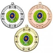 Archery Tri Star Medals