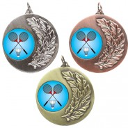Badminton Laurel Medals