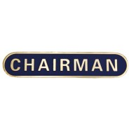 Chairman Badge