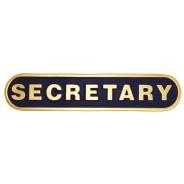 Secretary Badge