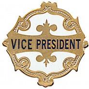 Vice President Badge