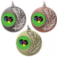 Bowls Laurel Medals