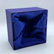 Blue Presentation Box for Whisky Glass / Tumbler