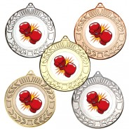 Boxing Wreath Medals