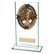 Maverick Legacy Glass Chess