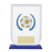 Gladiator Football Glass Award