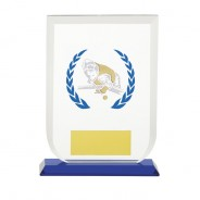 Gladiator Pool/Snooker Glass Award