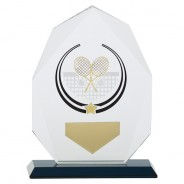 Glacier Tennis Glass Award