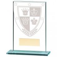 Millennium Chess Jade Glass Award