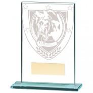 Millennium Equestrian Jade Glass Award