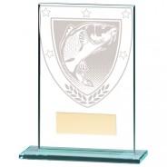 Millennium Fishing Jade Glass Award