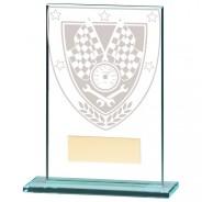 Millennium Motorsport Jade Glass Award