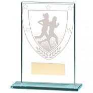 Millennium Running Jade Glass Award