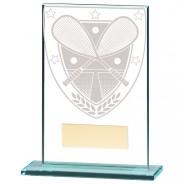 Millennium Squash Jade Glass Award