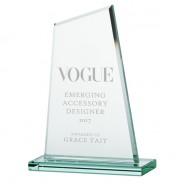 Jade Vanquish Crystal Award