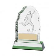 Challenger Football Crystal Award