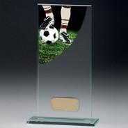Football Boot Colour-Curve Jade Glass