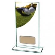 Golf driver Colour-Curve Jade Crystal