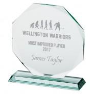 Jade Recognition Crystal Award