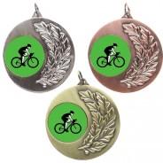 Cycling Laurel Medals