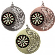 Darts Laurel Medals