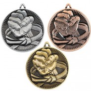 Martial Arts Deluxe Medal 60mm