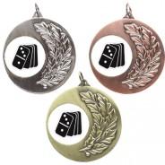 Dominoes Laurel Medals